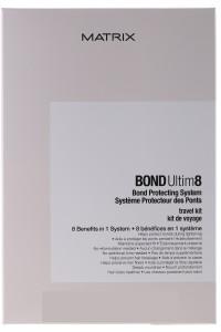 Мини-набор для защиты волос при окрашивании Matrix Bond Ultim8 (Amplifier/125ml + Sealer/250ml)