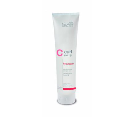 Сыворотка для защиты и увлажнения волос Nouvelle Curl Me Up HD Curl Serum, 250 мл