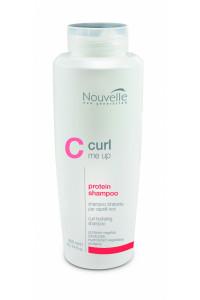 Шампунь протеиновый для волос Nouvelle Curl Me Up Protein Shampoo, 300 мл., 1000 мл