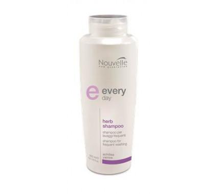 Шампунь для ежедневного применения Nouvelle Every Day Herb Shampoo, 300 мл., 1000 мл
