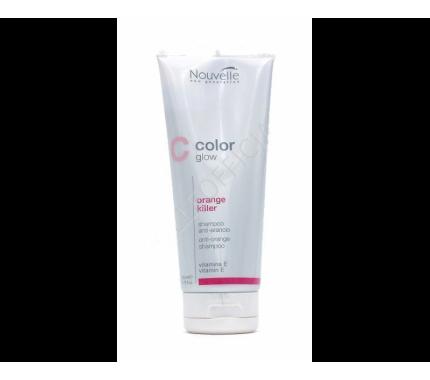 Шампунь антиоранжевый для волос Nouvelle Orange Killer Shampoo, 200 мл