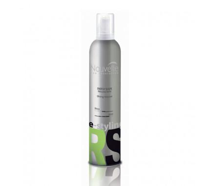 Пена для укладки волос сильной фиксации Nouvelle Re-Styling Energy Shape, 300 мл