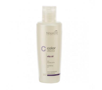 Восстанавливающее масло для добавления в рабочую смесь Nouvelle Color Effective Vita Oil, 150 мл