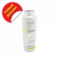 Оживляющий кератиновый шампунь Nouvelle Double Effect Nutritive Shampoo, 300 мл., 1000 мл