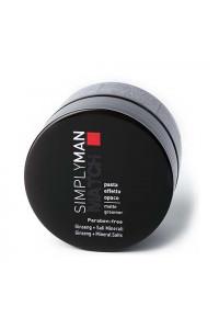 Паста для волос с матирующим эффектом Nouvelle Simply Man Nouvelle Matte Groomer, 100 мл