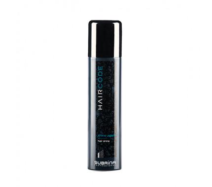 SUBRINA Shine Agent Hair Shine - Спрей-блеск для укладки волос