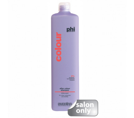 Subrina Phi After Colour Shampoo - Шампунь для стабилизации цвета