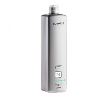 Лосьон для нормальных волос PERM NORMAL - N Subrina 1000 мл