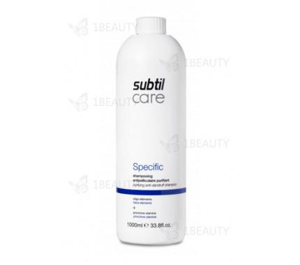 SUBTIL CARE anti pelliculaire purifiant шампунь против перхоти - Laboraoire Ducastel