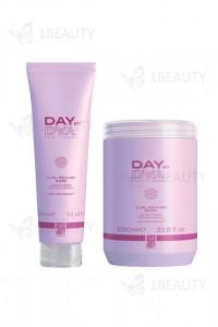 Маска для вьющихся волос DAY BY DAY™ HAIR FITNESS - Green Light