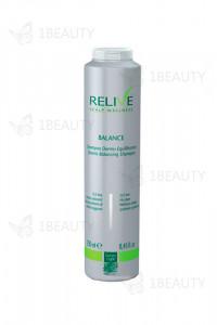 Дермобалансирующий шампунь Relive Balance - Green light