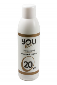 Окислитель You Look Professional 20 vol - 6% Oxydant Cream 1000 мл.