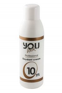 Окислитель You Look Professional 10 vol - 3% Oxydant Cream 1000 мл.