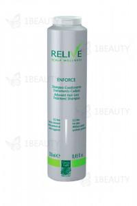 Шампунь активный против выпадения волос Relive Enforce