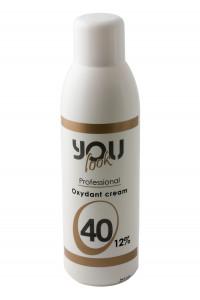 Окислитель You Look Professional 40 vol - 12% Oxydant Cream 1000 мл.