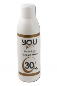 Окислитель You Look Professional 30 vol - 9% Oxydant Cream 1000 мл.