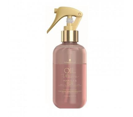 Кондиционер-спрей для волос Schwarzkopf Professional Oil Ultime Light-Oil-in-Spray Conditioner, 200 мл