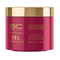 Маска для волос с маслом бразильского ореха Schwarzkopf Professional BC Oil Miracle Brazilnut Pulp Treatment, 150 мл., 500 мл