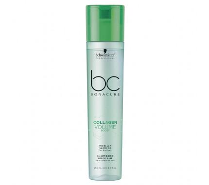 Шампунь для придания объема волосам Schwarzkopf Professional BC Bonacure Volume Boost Shampoo, 250 мл., 1000 мл