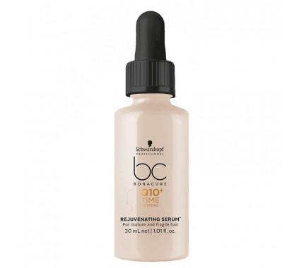 Сыворотка для зрелых волос Schwarzkopf Professional BC TR Q10 Serum, 30 мл