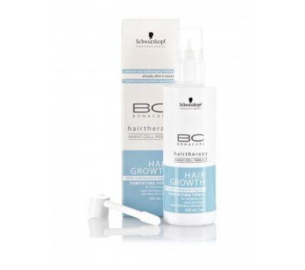 Тоник активирующий рост волос Schwarzkopf Professional ВС Bonacure Hair growth Tonic, 100 мл