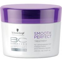 Маска для гладкости непослушных волос Schwarzkopf Professional BC KS Treatment, 200 мл., 750 мл
