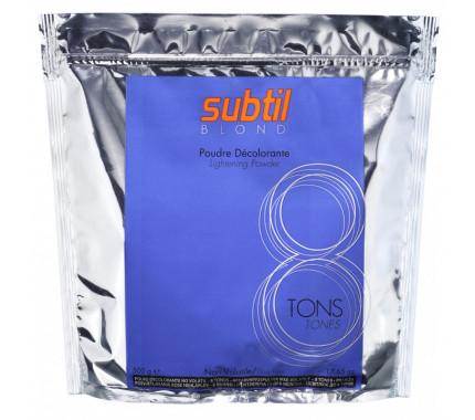 Ducastel Subtil Blond - Осветляющая пудра до 8 Тонов, 100 гр., 500 гр