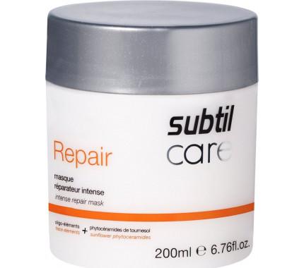 Ducastel Subtil Care Reparateur Intense - Лечебная маска для восстановления сухих и поврежденных волос, 200 мл