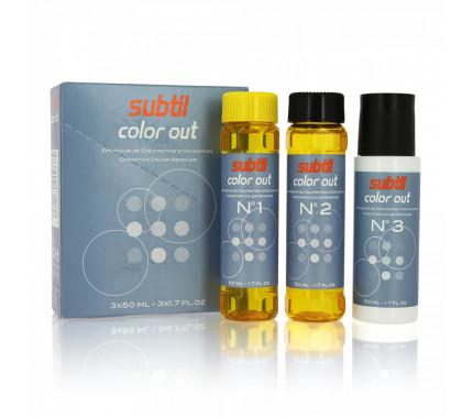 Ducastel Subtil Color Out - Средство для удаления искусственного пигмента с волос, 50 мл