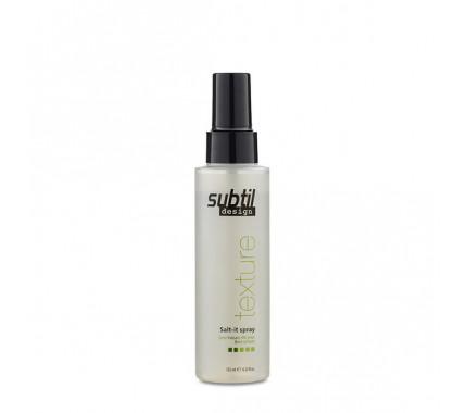 Ducastel Subtil Design Salt It Spray - Текстурный спрей с эффектом пляжной прически, 125 мл