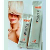 Ducastel Subtil XRESCUE Keratrix 3D-технология - Уникальный восстанавливающий комплекс для волос
