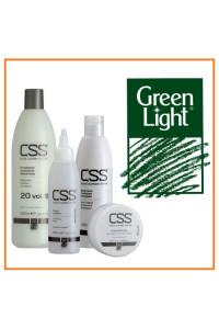 Green Light CSS — для сохранения яркого цвета окрашенных волос